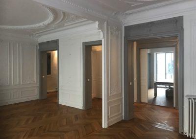 Appartement Haussmannien 1