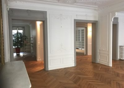 Appartement Haussmannien 2
