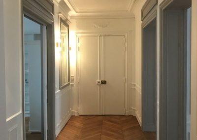 Appartement Haussmannien 4