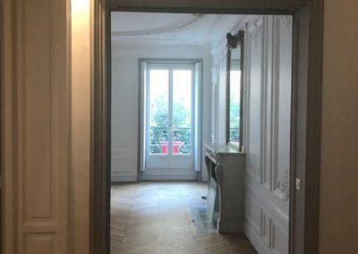 Appartement Haussmannien 5