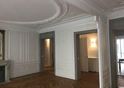 Appartement Haussmannien 6