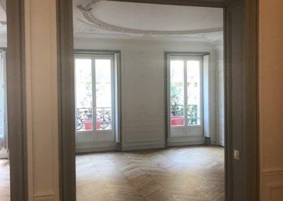 Appartement Haussmannien 9