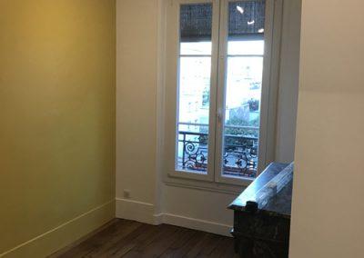 Peintre décorateur, Paris 75011