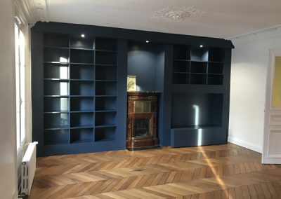 agencement appartement 75011