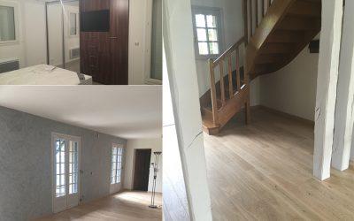 Réhabilitation d'une maison de 180m² : conseils et astuces