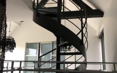 Réaliser un escalier dans son logement, quel style adopté?