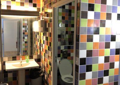 Conception et décoration salle de bain originale - Atmosphere Travaux
