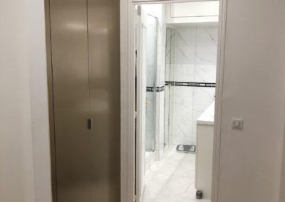 Dressing Chambre et salle de bain - Conception et réalisation - Atmosphere Travaux