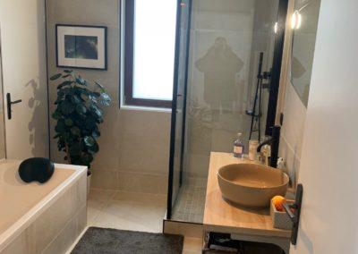 Entreprise travaux rénovation salle de bain - Atmosphere Travaux
