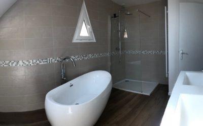 Concevoir une salle de bain tendance et conviviale