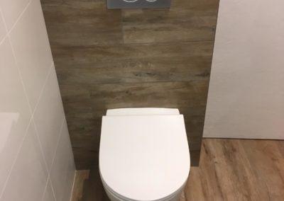 Rénovation toilette - Atmosphere Travaux