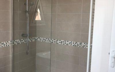Installer une douche à l'italienne