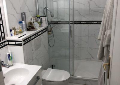 Travaux rénovation Salle de bain - Atmosphere Travaux